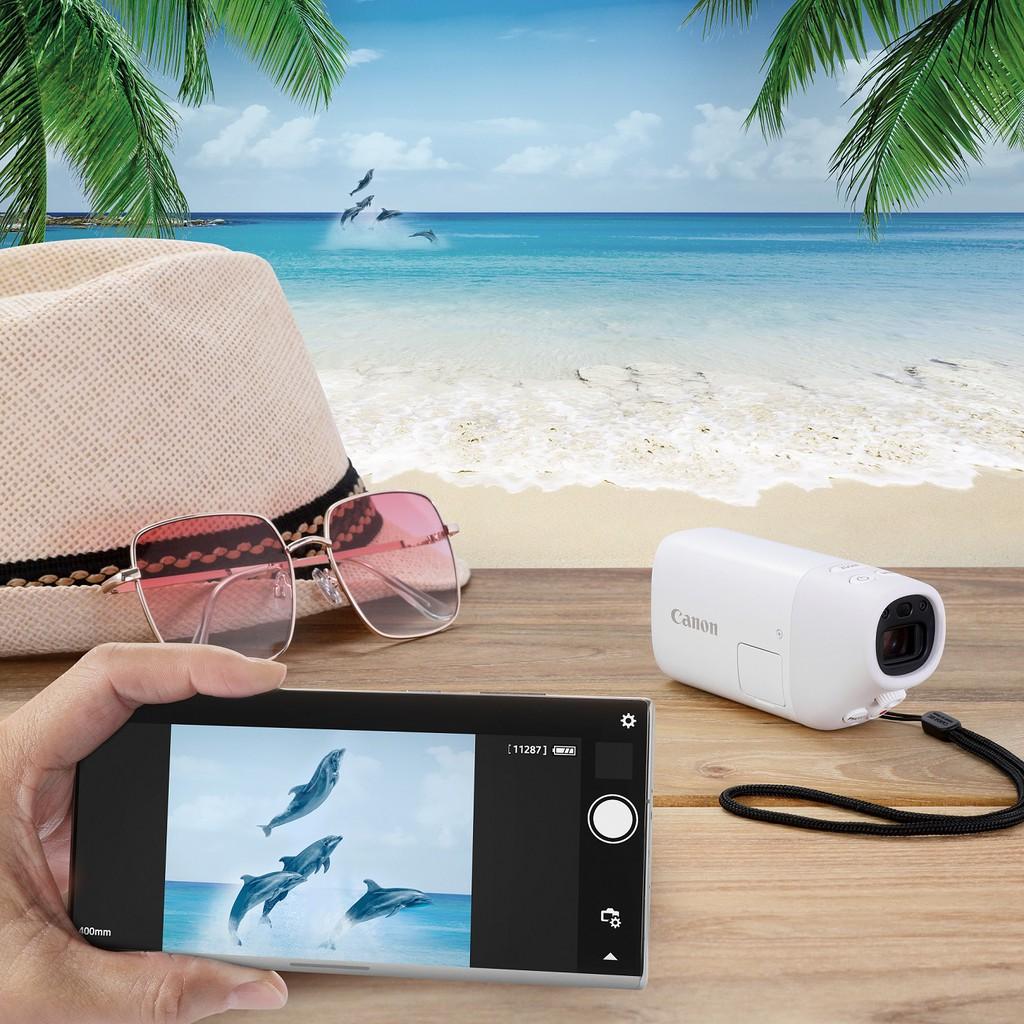 Zoom xa đến tiêu cự 800 mm với chiếc máy PowerShot ZOOM của Canon ngay trong túi bạn. ảnh 3