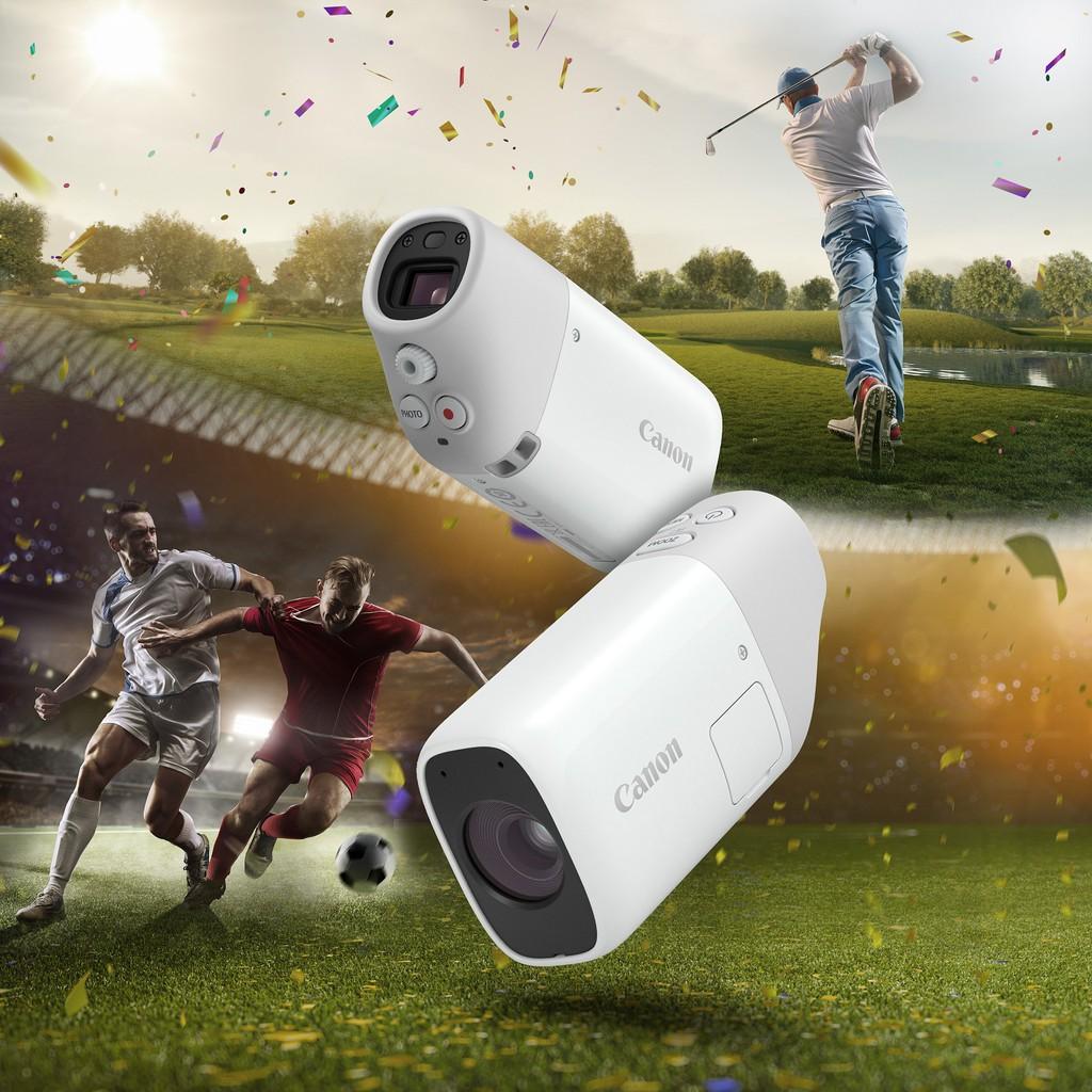 Zoom xa đến tiêu cự 800 mm với chiếc máy PowerShot ZOOM của Canon ngay trong túi bạn. ảnh 4