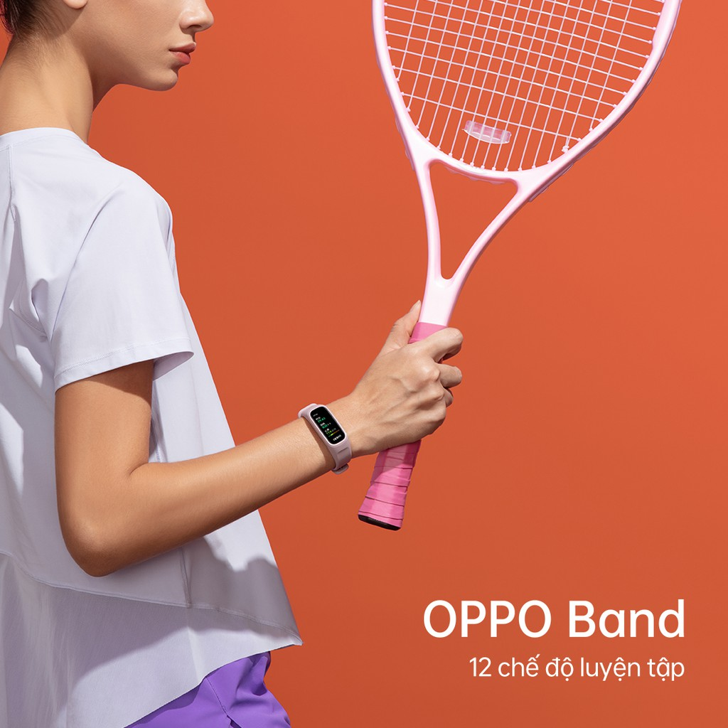 OPPO Band chính thức ra mắt tại Việt Nam theo dõi sức khoẻ SpO2 giá 800.000 đồng  ảnh 6