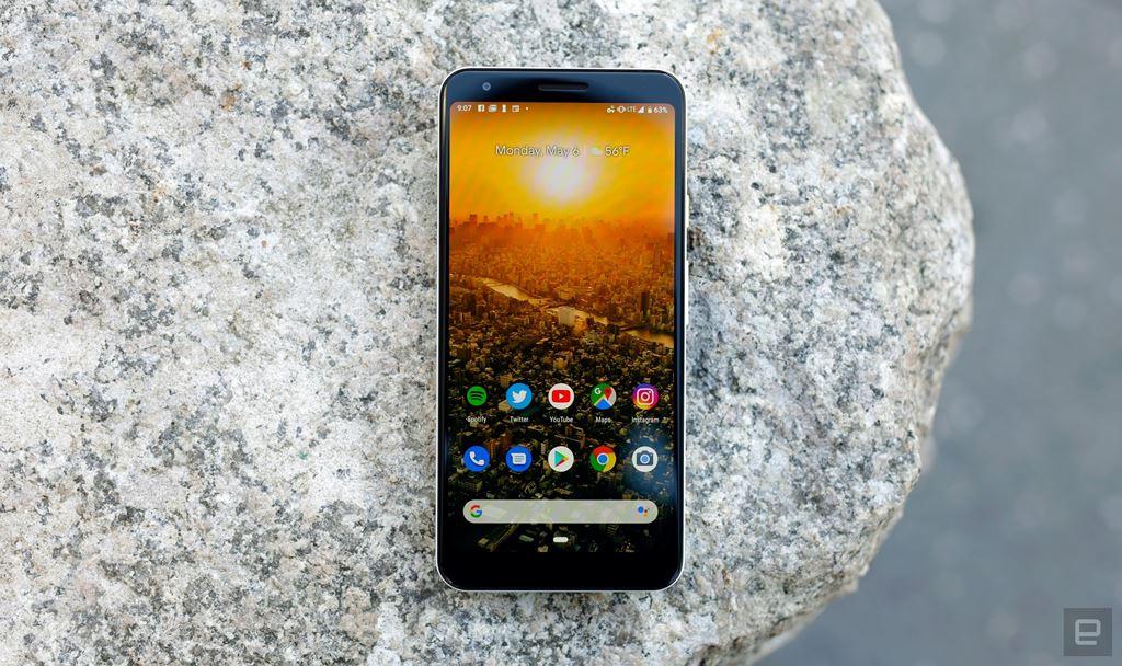 Pixel 3A và 3A XL ra mắt: không tai thỏ, Snapdragon 670, giá từ 399 USD ảnh 1