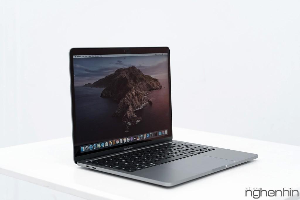 Trên tay Macbook Pro 2020 13 inch tại Việt Nam, giá hơn 41 triệu! ảnh 5