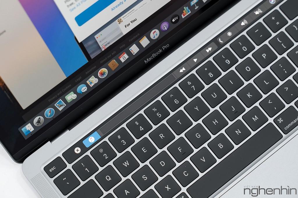 Trên tay Macbook Pro 2020 13 inch tại Việt Nam, giá hơn 41 triệu! ảnh 6