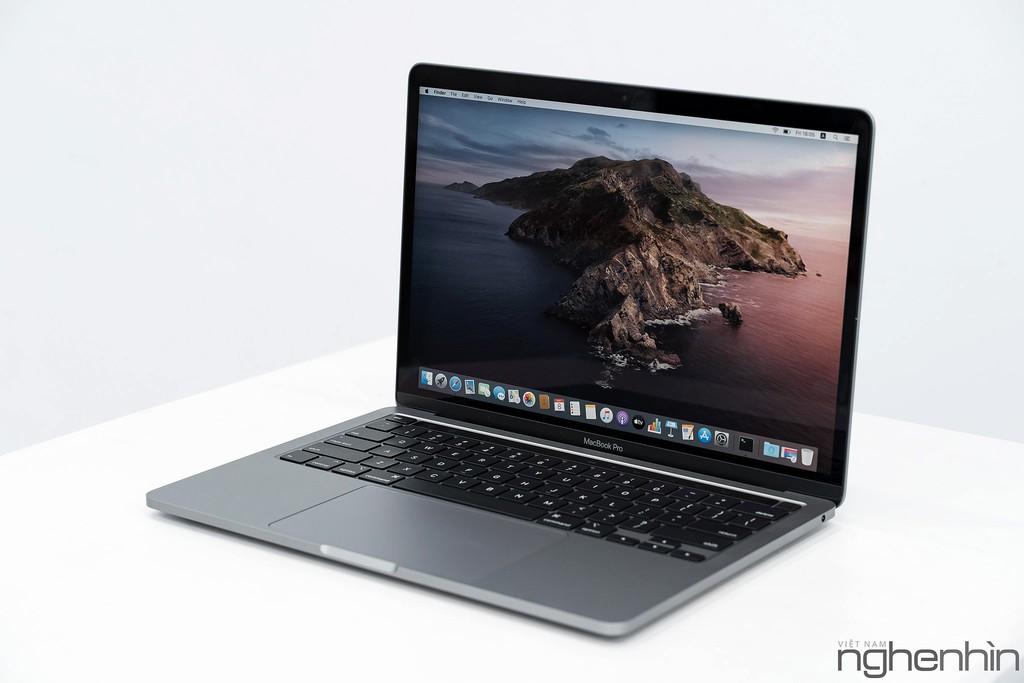 Trên tay Macbook Pro 2020 13 inch tại Việt Nam, giá hơn 41 triệu! ảnh 10