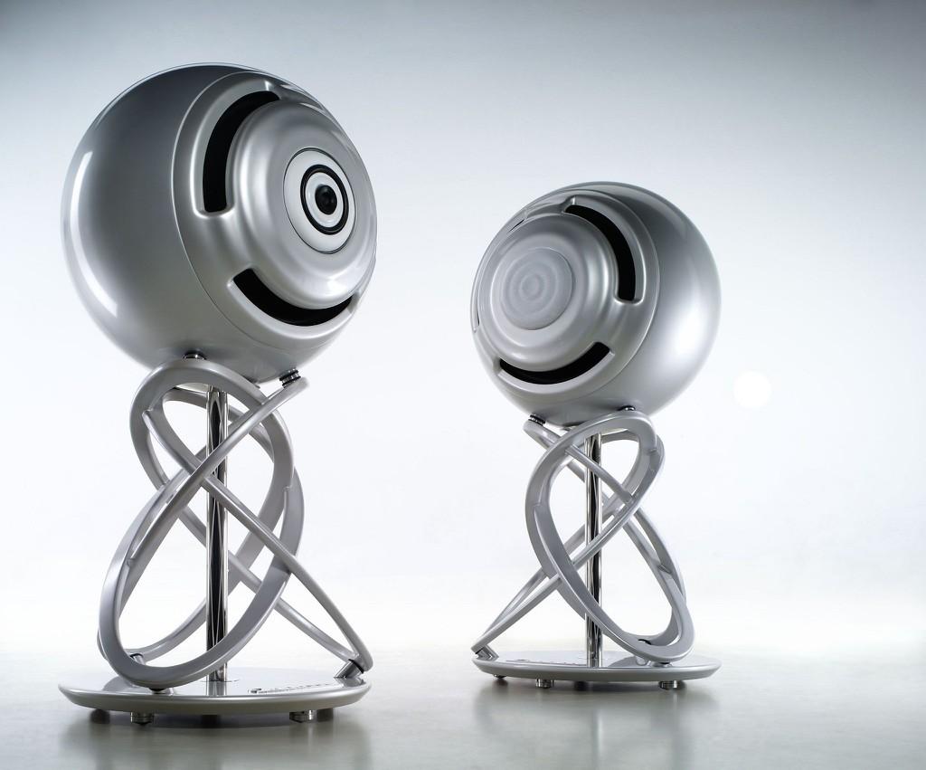 Cabasse The Pearl Akoya - Loa không dây hi-end 1050W chuẩn audiophile ảnh 2