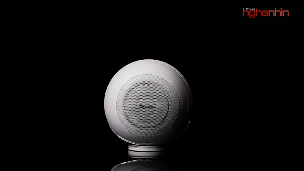 Cabasse The Pearl Akoya - Loa không dây hi-end 1050W chuẩn audiophile ảnh 3
