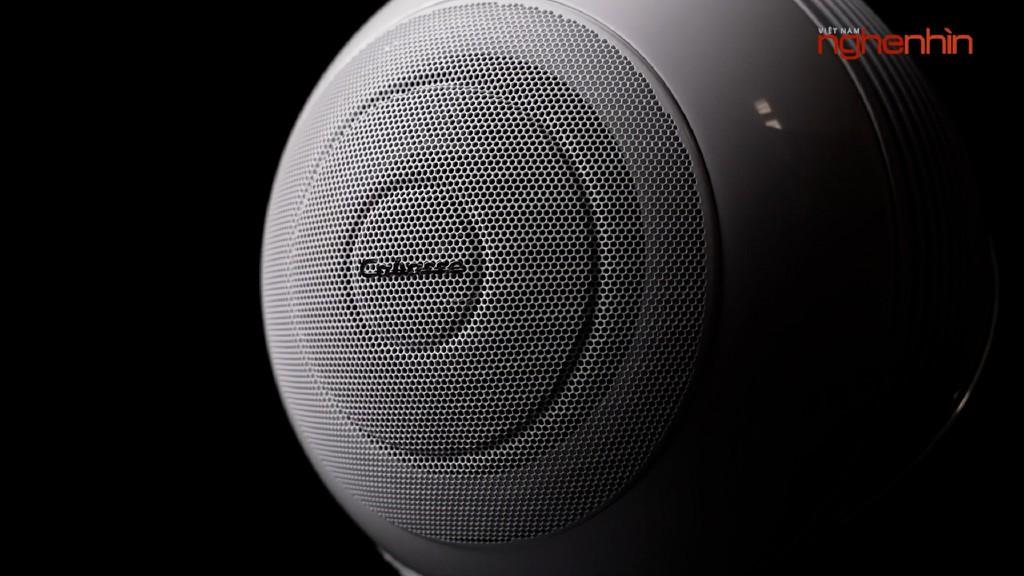 Cabasse The Pearl Akoya - Loa không dây hi-end 1050W chuẩn audiophile ảnh 4