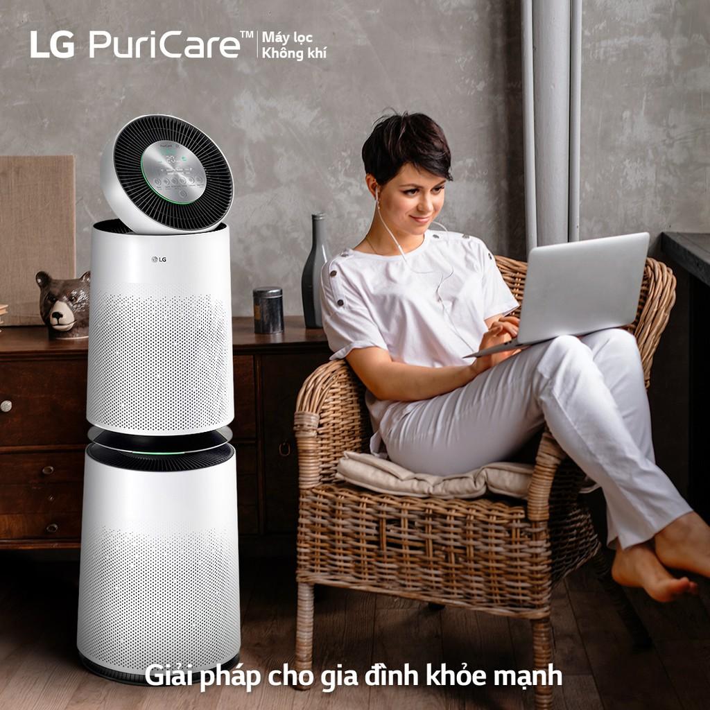 Ra mắt máy lọc không khí LG Puricare 360° với bộ lọc SafePlus ưu việt ảnh 6