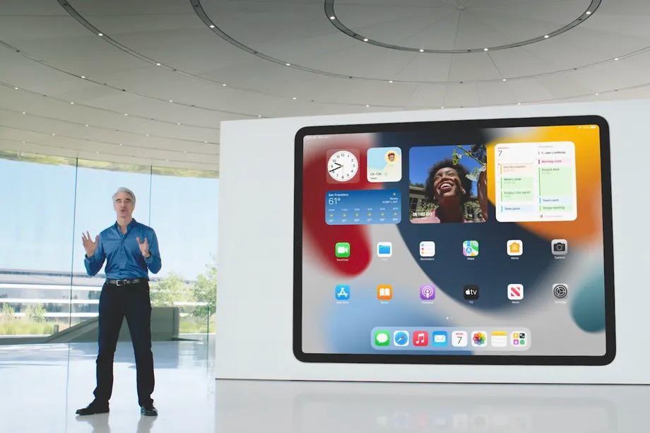iPadOS 15 ra mắt: widget cho màn hình chính, bảo mật hơn, đa nhiệm mạnh hơn ảnh 1