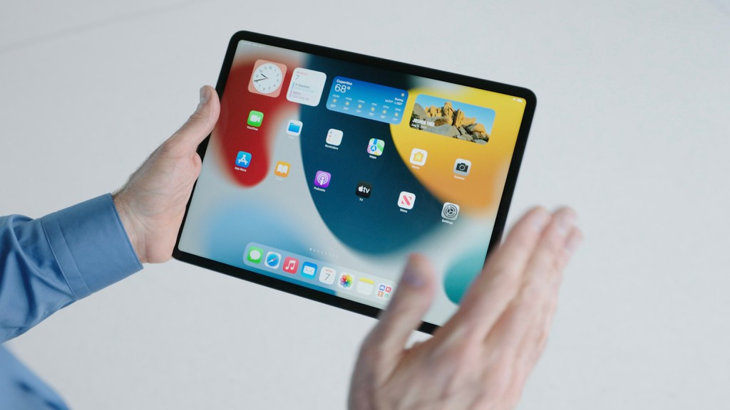 iPadOS 15 ra mắt: widget cho màn hình chính, bảo mật hơn, đa nhiệm mạnh hơn ảnh 4