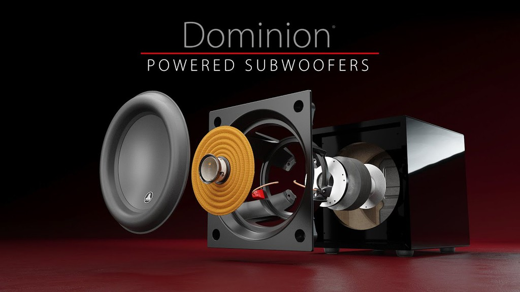 Giải mã những công nghệ giúp JL Dominion d110-Gloss vượt TOP subwoofer hi-end giá mềm ảnh 1