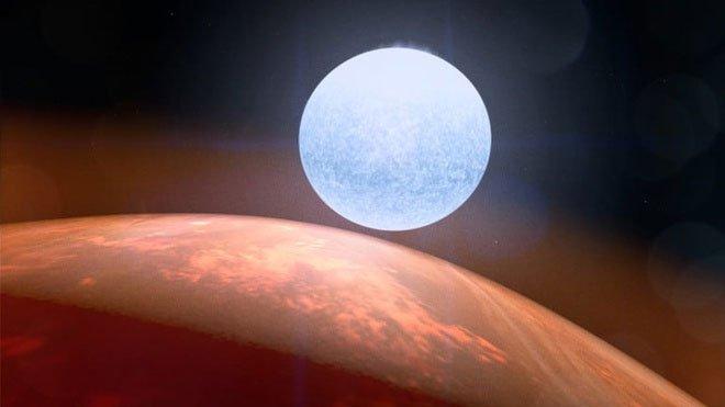 Ngoại hành tinh KELT-9 b trải qua 2 mùa hè, 2 mùa đông mỗi 36 giờ