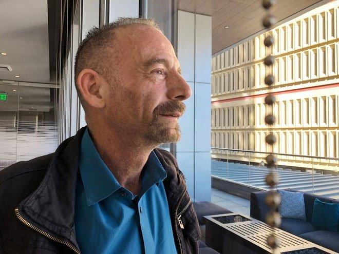 Timothy Ray Brown, biệt danh là bệnh nhân Berlin, tại Seattle, Mỹ vào ngày 4/3/2019.