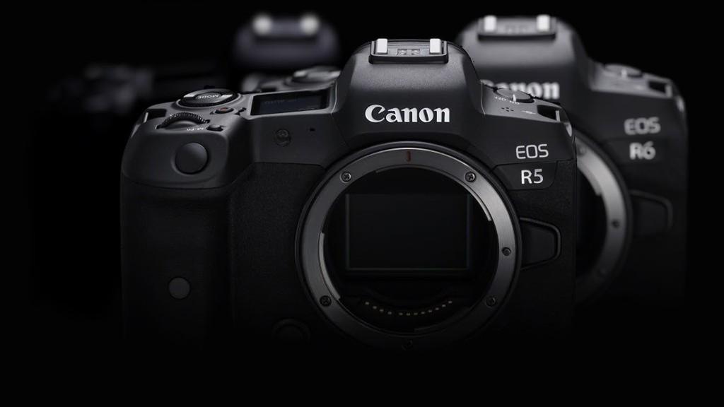 Canon khuâý động thị trường máy ảnh 2020 bằng sự kiện Born To Rule ảnh 1