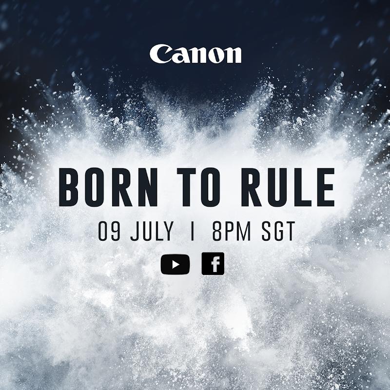 Canon khuâý động thị trường máy ảnh 2020 bằng sự kiện Born To Rule ảnh 2