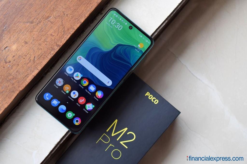 Poco M2 Pro ra mắt: Snapdragon 720G, pin 5000mAh, sạc nhanh 33W, giá từ 185 USD ảnh 1