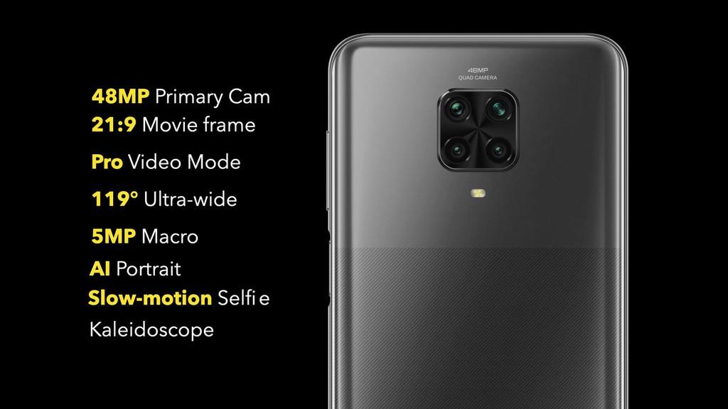 Poco M2 Pro ra mắt: Snapdragon 720G, pin 5000mAh, sạc nhanh 33W, giá từ 185 USD ảnh 3