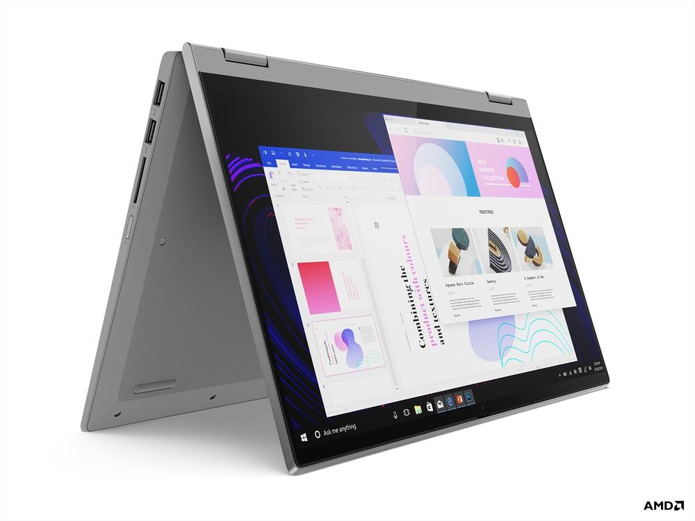 Lenovo thúc đẩy khả năng sáng tạo của người dùng với laptop IdeaPad Flex 5i  ảnh 2