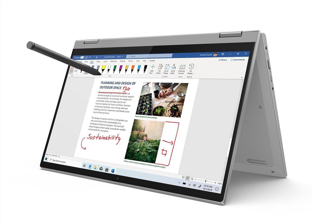 Lenovo thúc đẩy khả năng sáng tạo của người dùng với laptop IdeaPad Flex 5i  ảnh 3