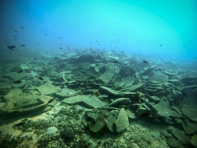 Bảo tàng dưới nước đầu tiên tận dụng xác tàu đắm.