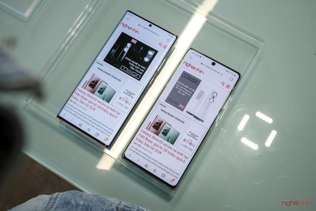 Galaxy Note 20 so với Note 10: Có đáng để nâng cấp? ảnh 3