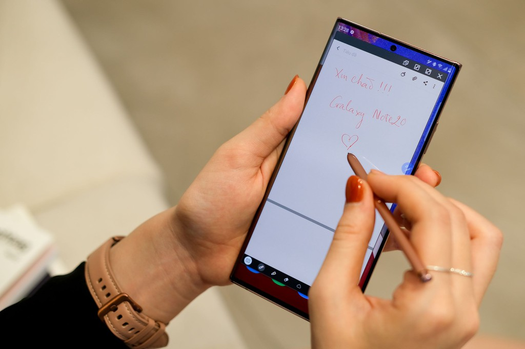 Galaxy Note 20 so với Note 10: Có đáng để nâng cấp? ảnh 5