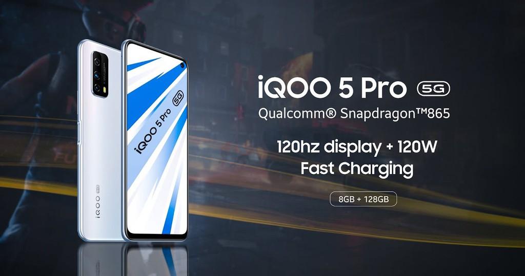Smartphone Vivo iQOO 5 sạc 120W, màn hình 120 Hz chuẩn bị lên kệ, giá liệu có rẻ? ảnh 1