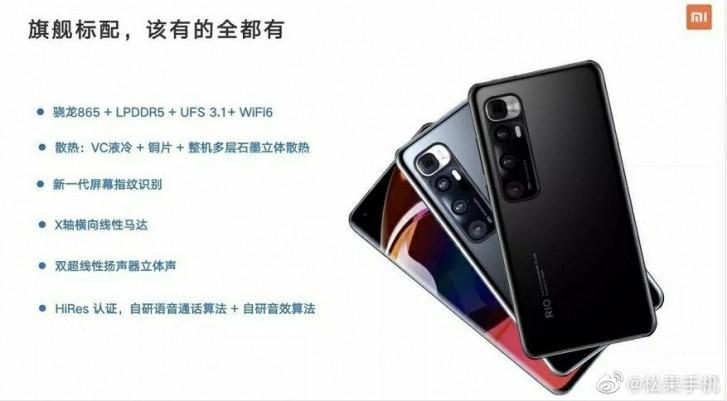 Xiaomi Mi 10 Ultra lộ diện với mặt lưng gốm hoặc trong suốt siêu đẹp ảnh 1