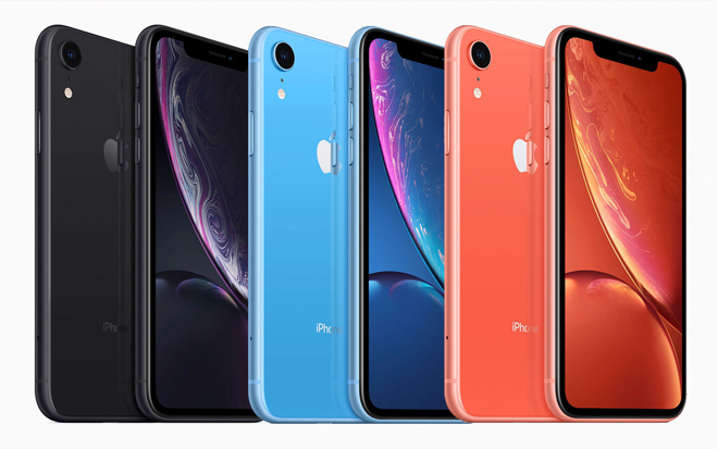 """chi iphone xr cung du lam samsung """"ngam don"""" hinh anh 2"""