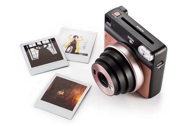 Fujifilm giới thiệu máy chụp hình lấy ảnh ngay Instax Square SQ6