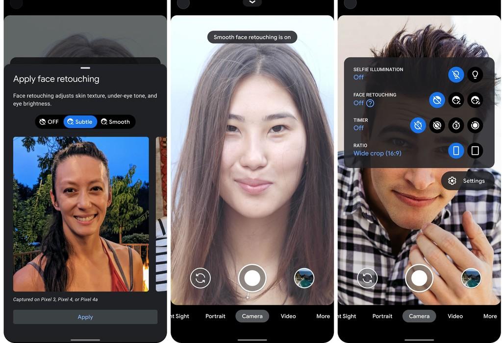 """Google sẽ tắt làm đẹp khi selfie trên Pixel để tránh """"ảnh hưởng tiêu cực tới tâm lý"""" ảnh 2"""