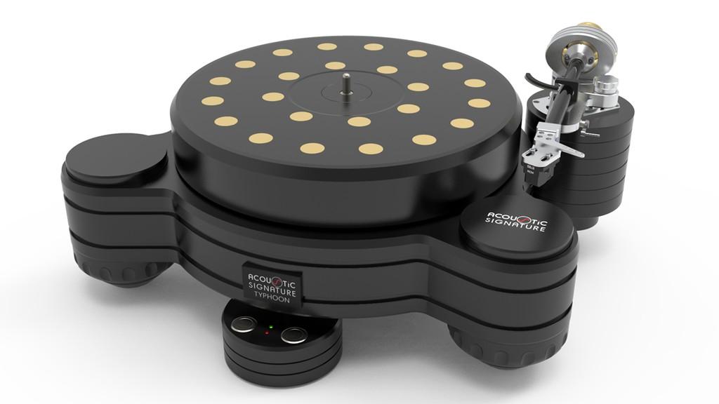 Mâm than Acoustics Signature đồng loạt lên phiên bản NEO, cải tiến trục quay và độ ồn motor ảnh 6