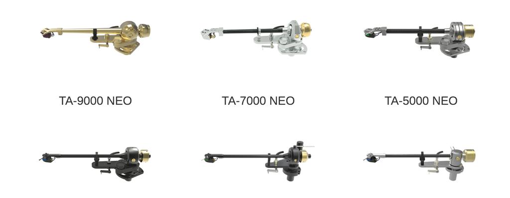 Mâm than Acoustics Signature đồng loạt lên phiên bản NEO, cải tiến trục quay và độ ồn motor ảnh 7