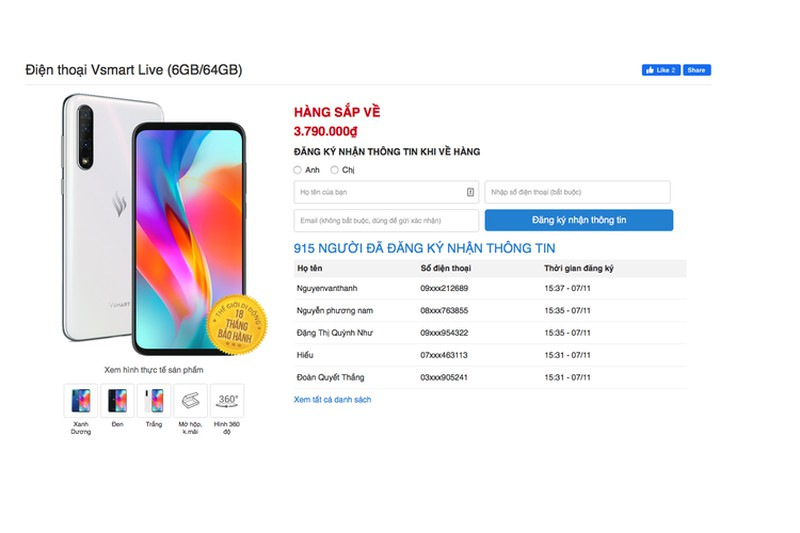 Smartphone Viet duoc nhieu nguoi mua den do chay hang-Hinh-2