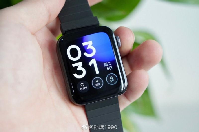 Can canh Xiaomi Mi Watch: Ban sao gia re cua Apple Watch-Hinh-4