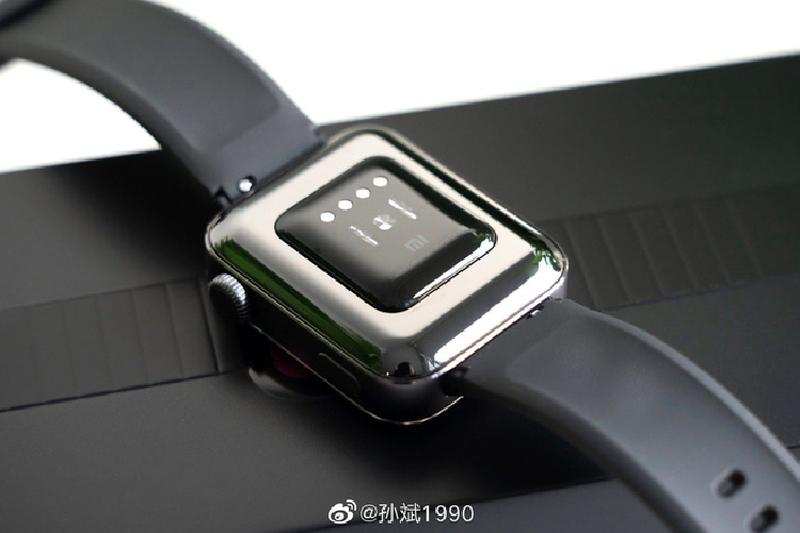 Can canh Xiaomi Mi Watch: Ban sao gia re cua Apple Watch-Hinh-7