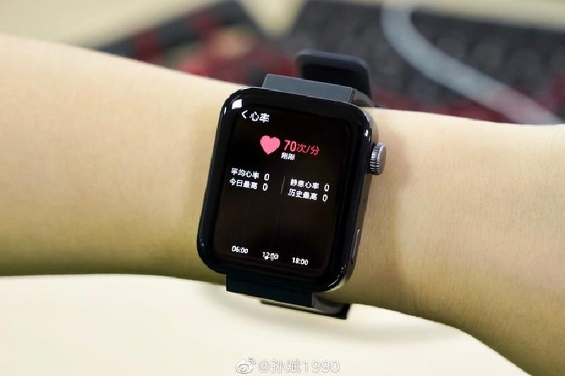 Can canh Xiaomi Mi Watch: Ban sao gia re cua Apple Watch-Hinh-8