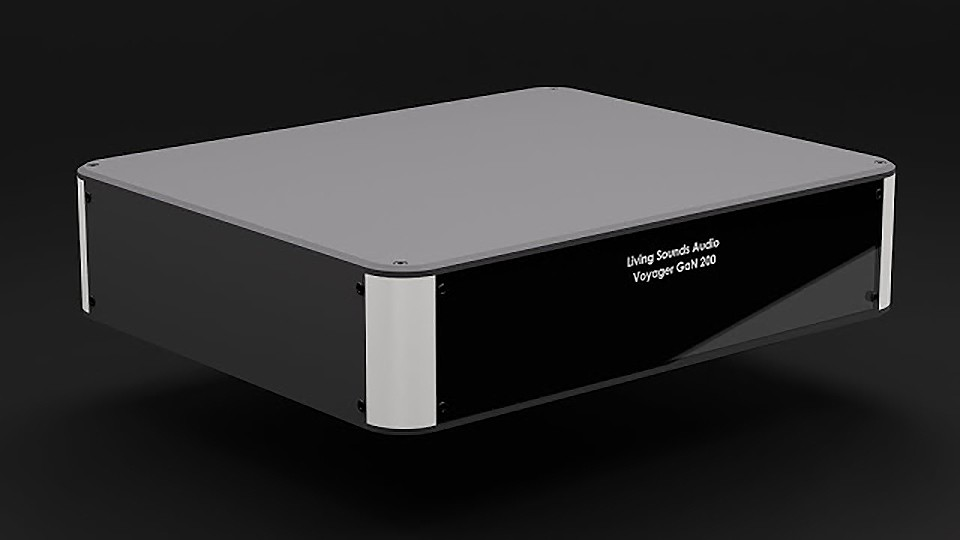 LSA Voyager GAN 200 – Poweramp Class D dùng khuếch đại FET Gallium Nitride  ảnh 1