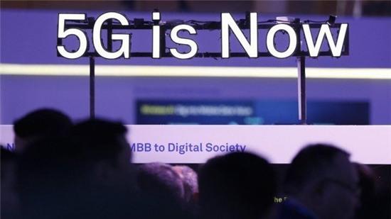 Mỹ, Trung Quốc, Nhật Bản và Hàn Quốc dẫn đầu thị trường 5G