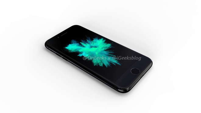 hot: hinh anh ve iphone 9 da duoc lo dien, giong het iphone 8 hinh anh 2