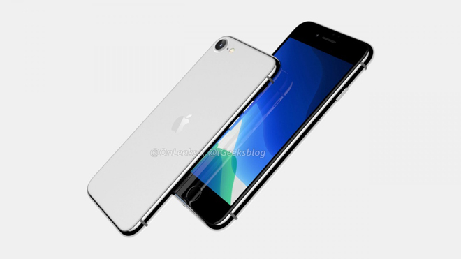 hot: hinh anh ve iphone 9 da duoc lo dien, giong het iphone 8 hinh anh 3
