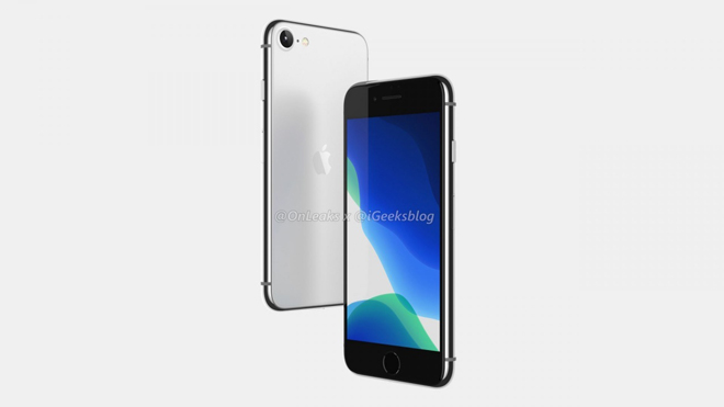 hot: hinh anh ve iphone 9 da duoc lo dien, giong het iphone 8 hinh anh 4