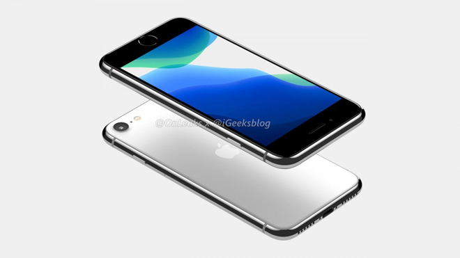 hot: hinh anh ve iphone 9 da duoc lo dien, giong het iphone 8 hinh anh 5