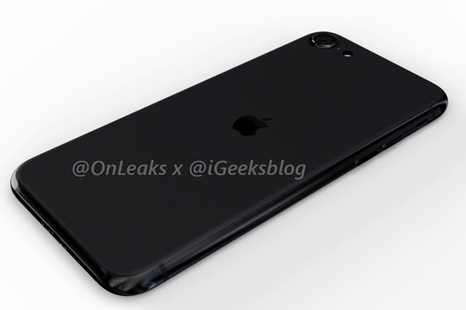 hot: hinh anh ve iphone 9 da duoc lo dien, giong het iphone 8 hinh anh 6