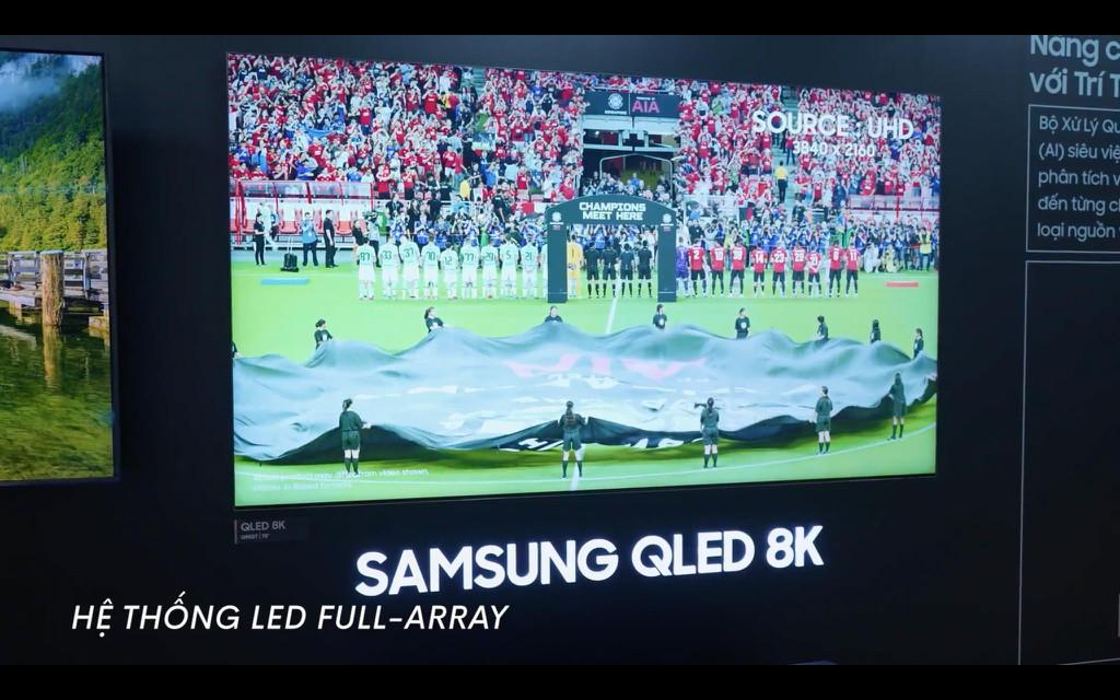 Hiệp hội 8K tăng cường tiêu chuẩn thông số hiệu suất cho TV 8K ảnh 1