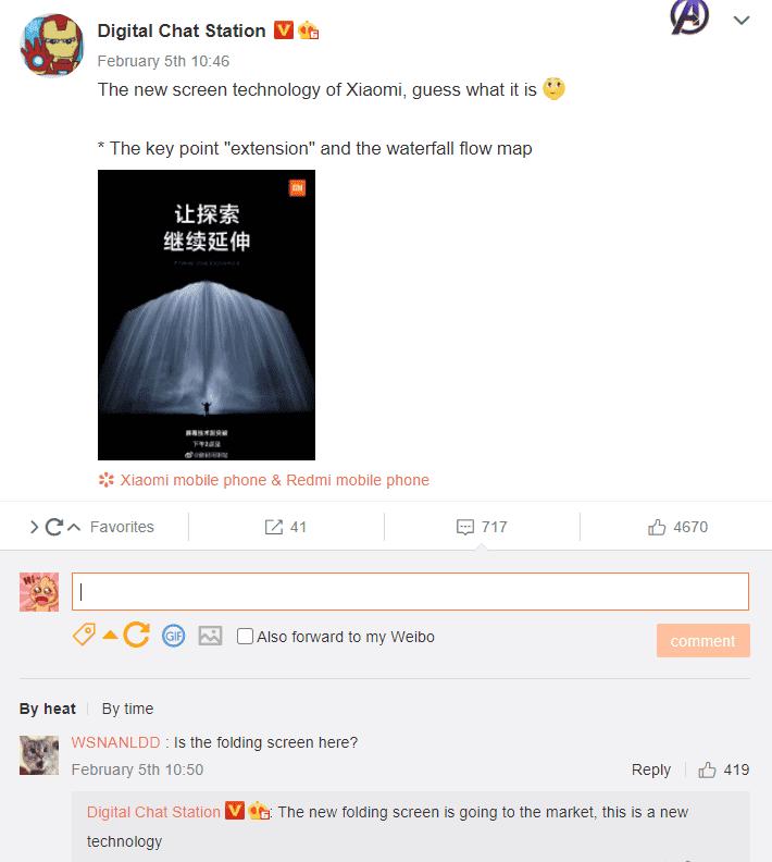 Poster mới cho thấy Xiaomi Mi MIX Alpha 2 có thể sớm ra mắt ảnh 2
