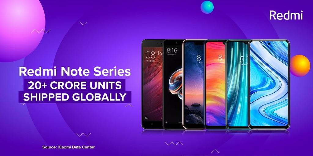 Xiaomi tăng trưởng thần tốc, dòng Redmi Note cán mốc 200 triệu smartphone ảnh 3