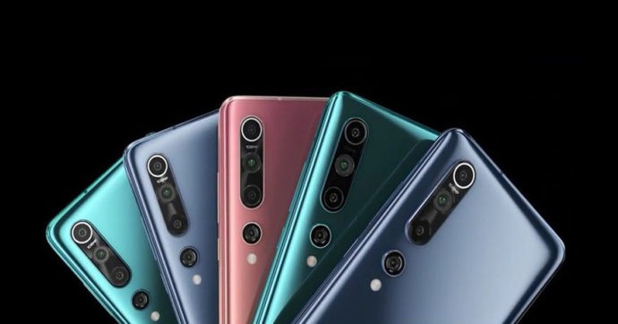 Hình ảnh thực tế của Xiaomi Mi 10S xuất hiện trực tuyến ảnh 2