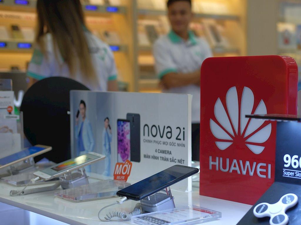 Huawei, thế lực mới cạnh tranh với Samsung, Apple ở phân khúc smartphone cao cấp