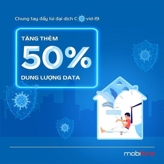 MobiFone kêu gọi 'Hãy ở nhà', chung tay chống dịch Covid-19