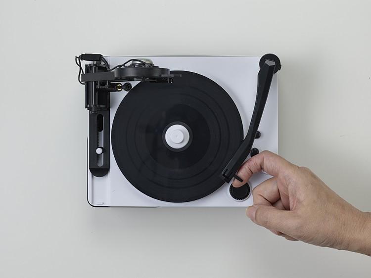 """Tự tay """"phát hành"""" giọng hát của mình trên đĩa than với Easy Record Maker ảnh 2"""